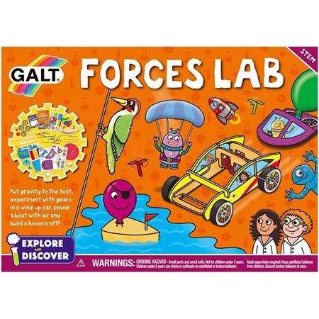 Picture of Forces Lab