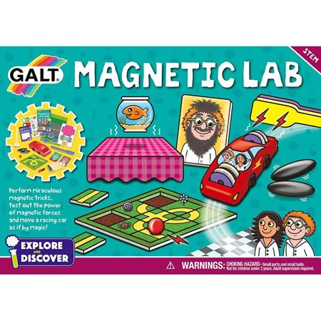 Picture of Magnetic Lab