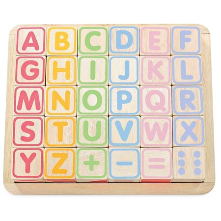 Picture of ABC Wooden Blocks (30 pieces)