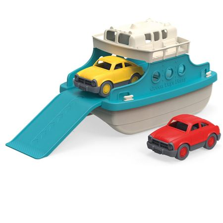 Picture of Ferry Boat with Cars