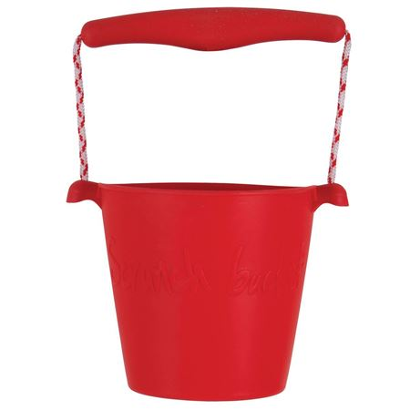 Picture of Scrunch Bucket - Red