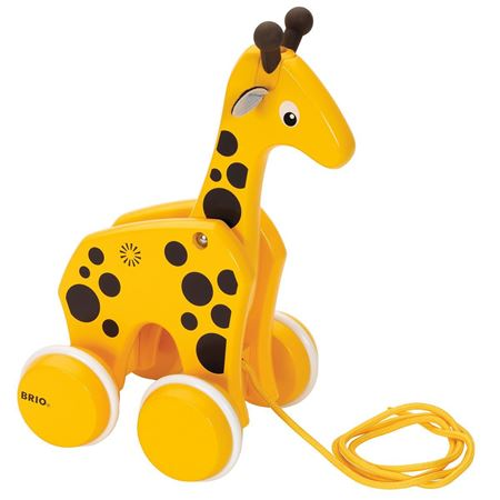 Picture of Pull Along Giraffe