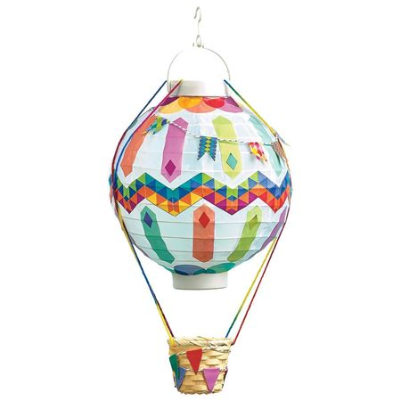 Picture of Hot Air Balloon Lantern
