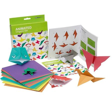 Picture of Animated Origami