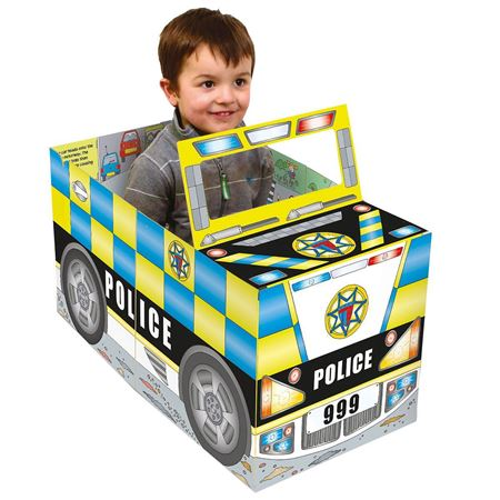 Picture of Convertible - Police Car
