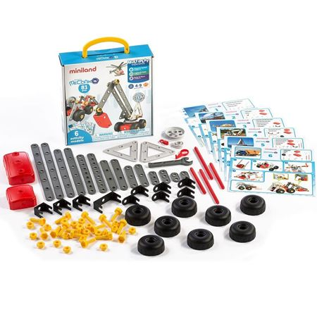 Picture of Activity Mecaniko 81 pcs