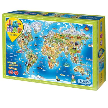 Picture of JigMap World