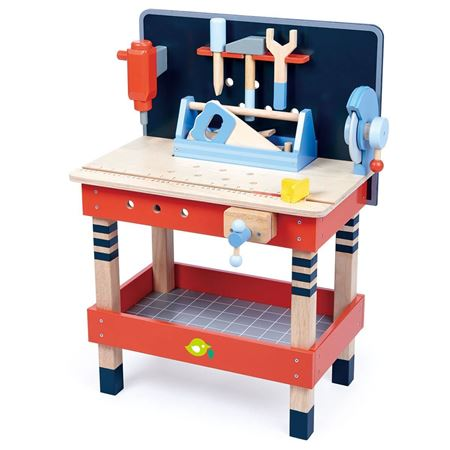 Picture of Work Bench & Toolbox