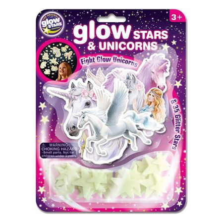 Picture of Glow Stars & Unicorns