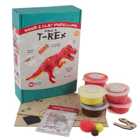 Picture of Make a Dinosaur - T-Rex