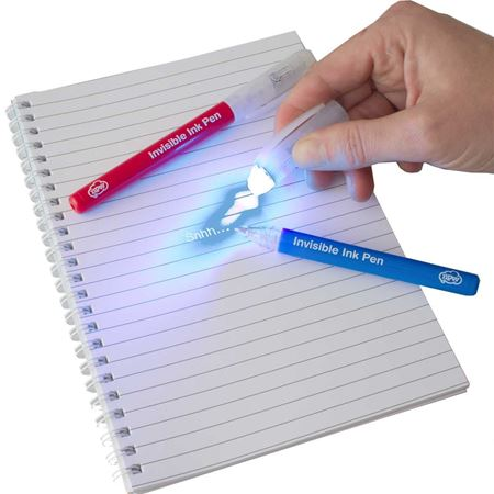 Picture of Secret Message Writing Set