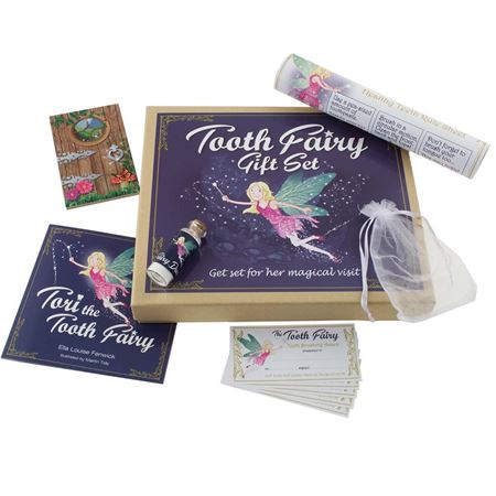 Picture of Tooth Fairy Gift Set