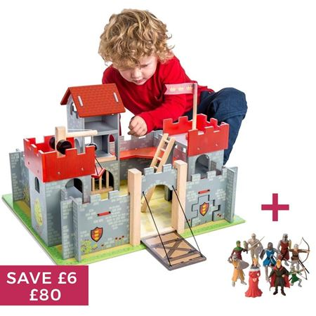 Picture of Camelot Castle Bundle