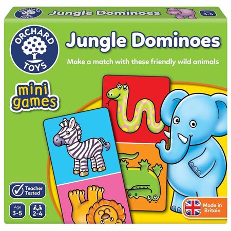 Picture of Jungle Dominoes