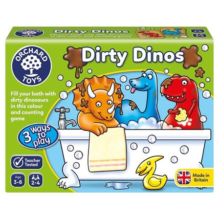 Picture of Dirty Dinos