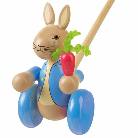 Picture of Pushalong Peter Rabbit
