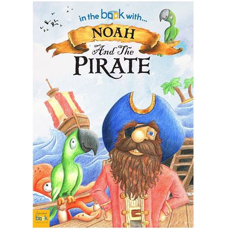 Picture of Personalised Pirate Book