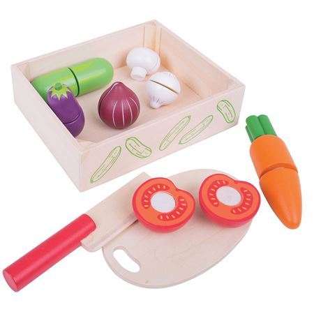 Picture of Cutting Vegetable Box