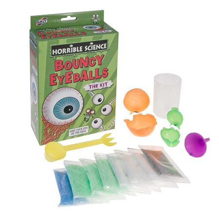Picture of Bouncy Eyeballs Kit