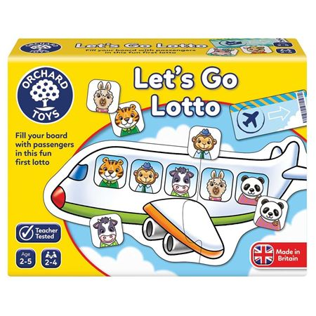 Picture of Let's Go Lotto