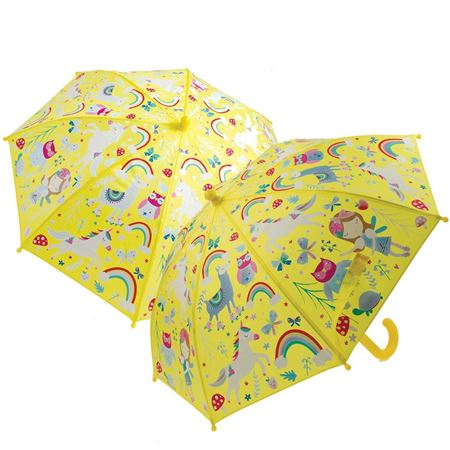 Picture of Rainbow Fairy Colour Changing Umbrella