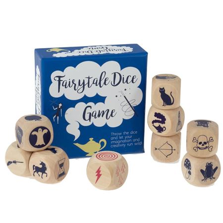 Picture of Fairytale Story Dice