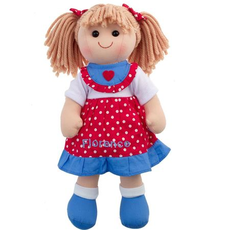 Picture of Personalised Emily Doll