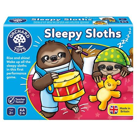 Picture of Sleepy Sloths