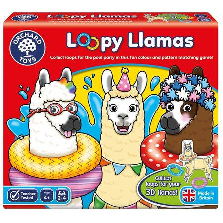 Picture of Loopy Llamas