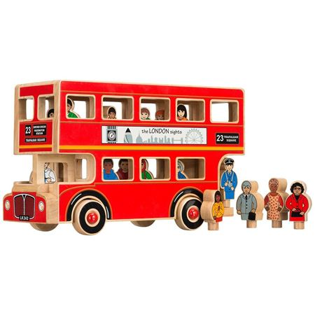 Picture of Deluxe London Bus