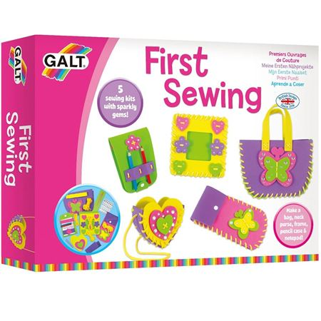 Picture of First Sewing