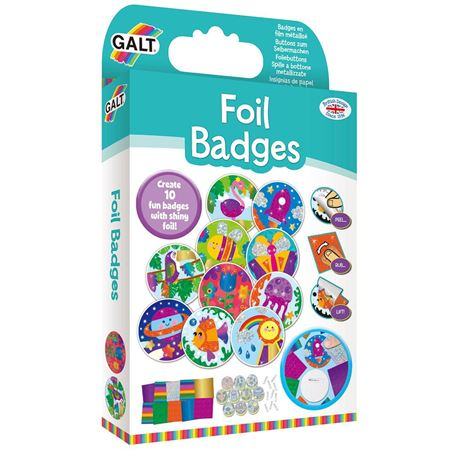Picture of Foil Badges